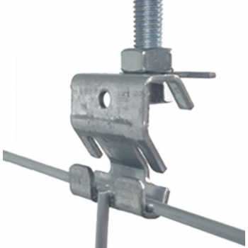 Top Wire Threaded Rod Hanger